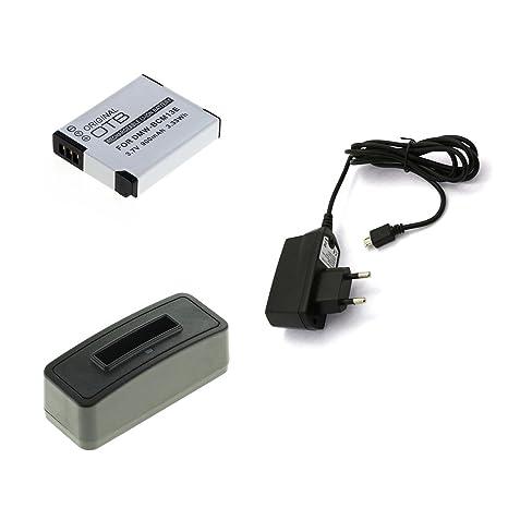 BG de akku24 batería, cargador y fuente de alimentación para ...