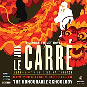 The Honourable Schoolboy Audiobook