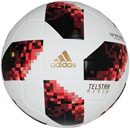 adidas Pelota de fútbol Telstar World Cup Rusia 18 Knock out Top ...