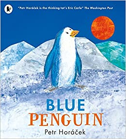 Image result for blue penguin front cover