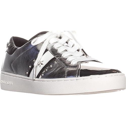 5abb77971dba Michael Kors Frankie Trainers Metallic  Amazon.co.uk  Shoes   Bags
