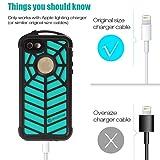 iPhone 5/5S/SE Waterproof Case,SPIDERCASE Full Body