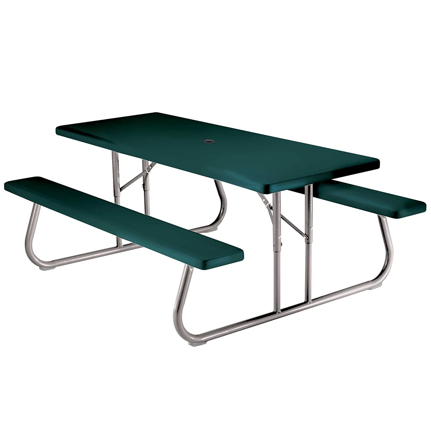 modbury convertible picnic in bench table and folding image