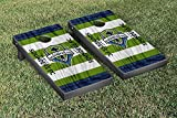 Seattle Sounders FC MLS Soccer Regulation Cornhole Game Set Scarf Version