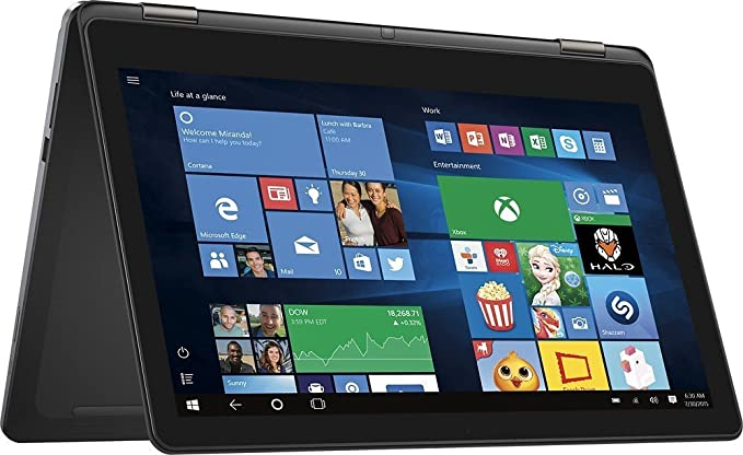 2016 DELL Inspiron i7568 Flagship High Performance 2-in-1 15 6