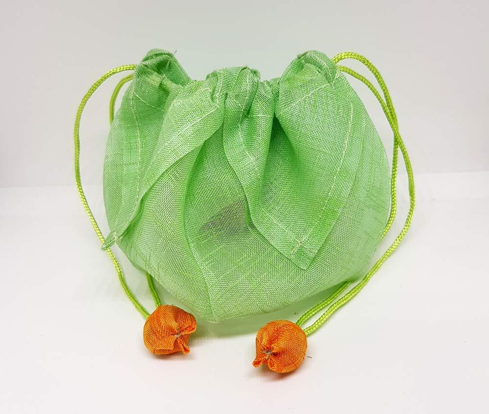 2mason Handicraft Potpourri Fragrance Pouch Mint Bag Accessories Interior Accessories