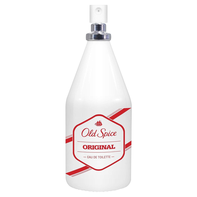 Old Spice, Agua de tocador para hombres - 100 ml.