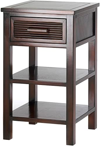 Koehler D1141 25 Inch Santa Rosa Side Table