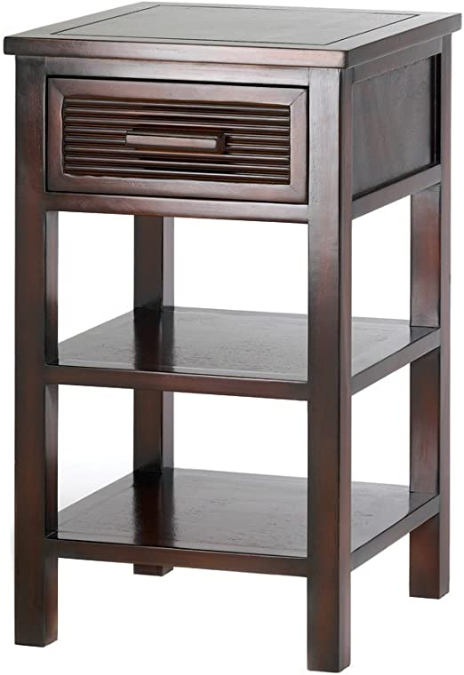 Amazon.com: Koehler D1141 25 Inch Santa Rosa Side Table with