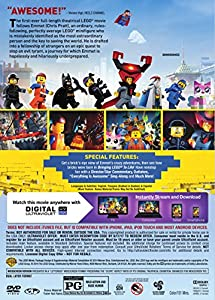 The LEGO Movie (DVD) by Warner Home Video