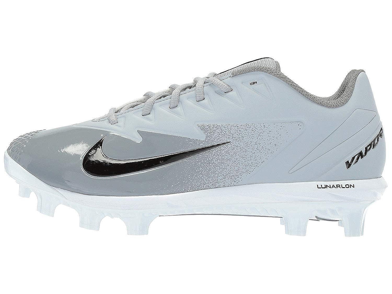 Nike Men's Vapor Vapor Vapor Ultrafly Pro MCS Baseball Cleat Wolf grau Weiß Cool grau Größe 11.5 M US a95667