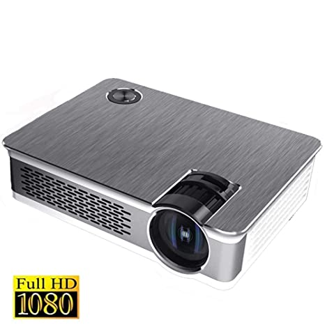 Amazon.com: Wo Fei Full HD LED Projector 3800 Lumen Home ...
