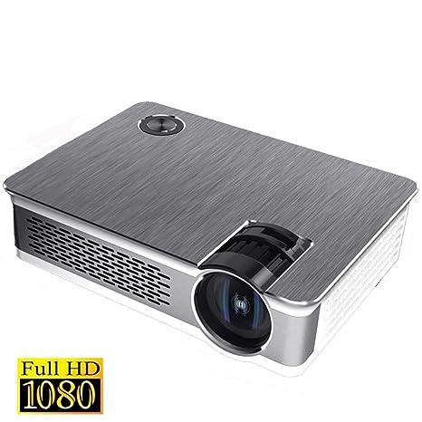 Amazon.com: Wo Fei Full HD LED Projector 3800 Lumen Home ...
