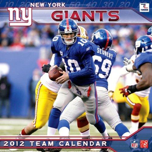 new york giants calendar - 6