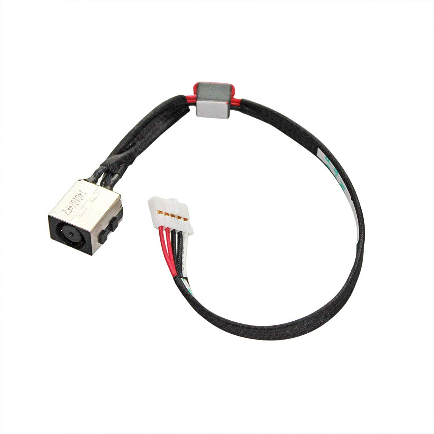 LaptopKing Replacement DC Power Jack Charging Port Socket Connector Plug with Harness Cable Plug for Dell Inspiron 15-5540 15-5542 15-5545 15-5547 15-5548 M03W3 Series 1 Year Warranty
