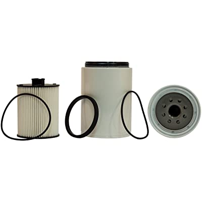 Luber-finer L8874FK Heavy Duty Fuel Filter: Automotive
