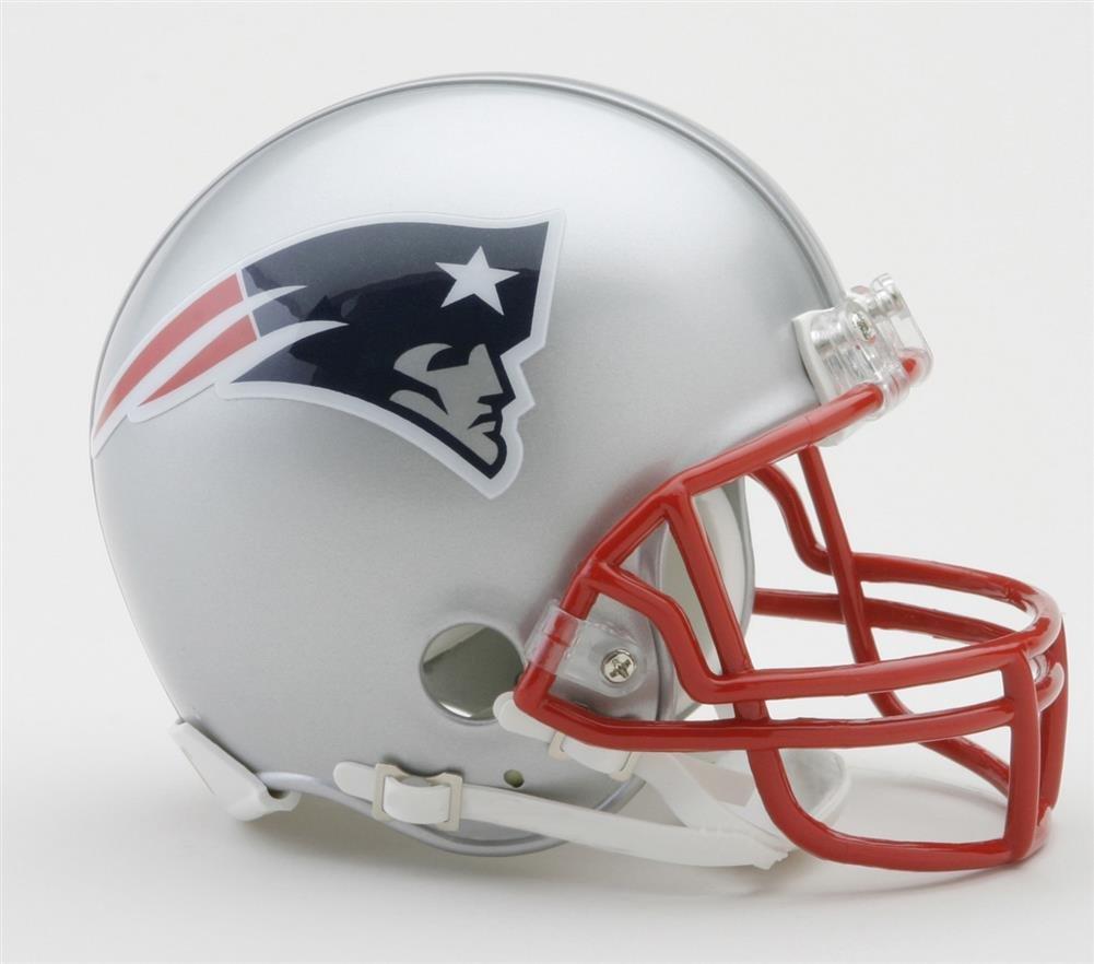 NFL Riddell Football Mini-Helm New England Patriots 55022