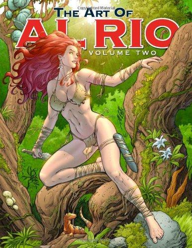 The Art of Al Rio Volume 2 ebook
