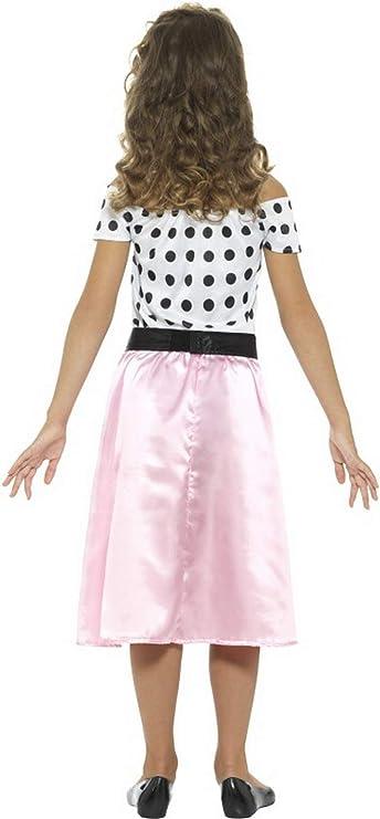 Fancy Ole – Disfraz de niña de los años 50, disfraz de poodle de ...