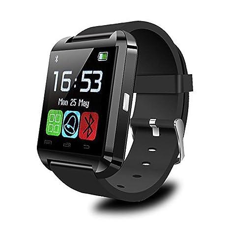 Padgene - Reloj Inteligente con Bluetooth 4.0 para Uso con Smartphones Android (Compatible con Samsung