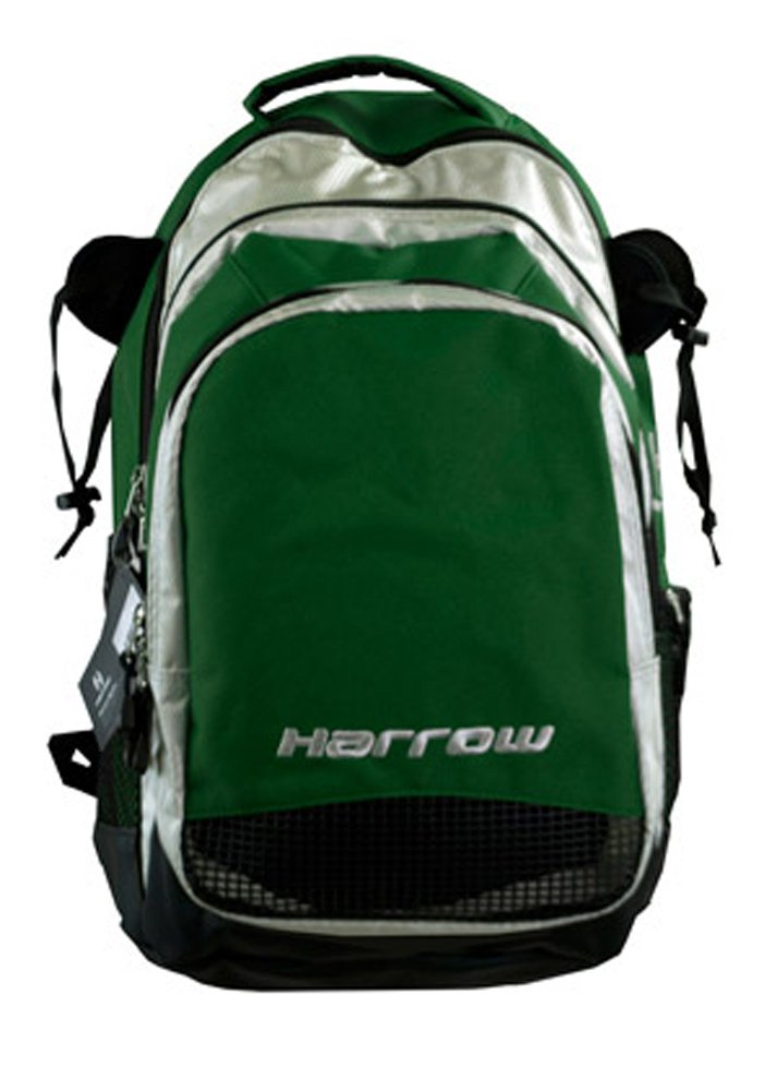 Harrow Elite フィールドホッケー / ラクロス バックパック B00FGXCRIY Forest/Silver Forest/Silver