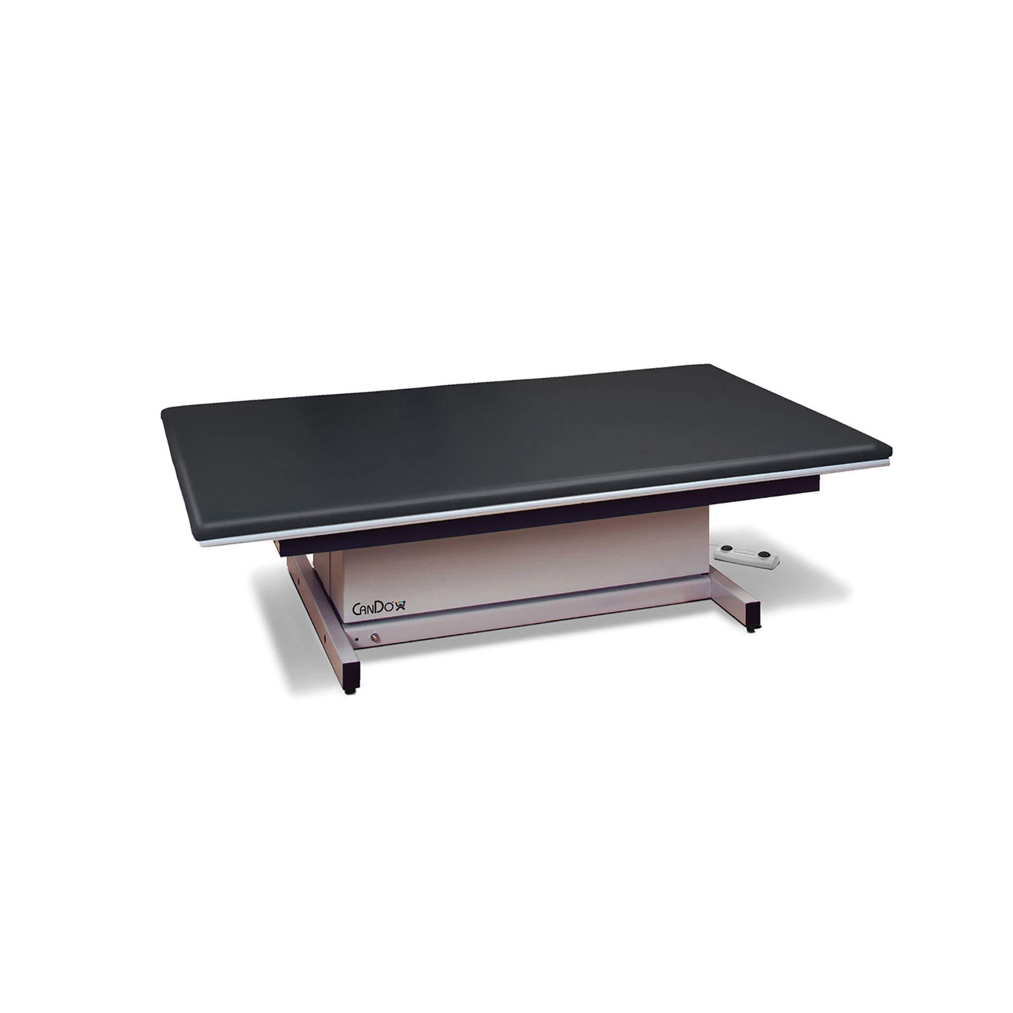CanDo Hi-Lo Mat Platform with Upholstered Top - 5' x 7'