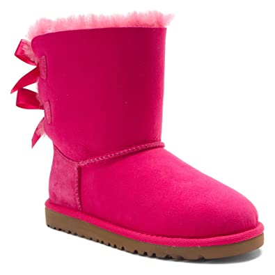 17d4d42f434 UGG Bailey Bow (Big Kid)