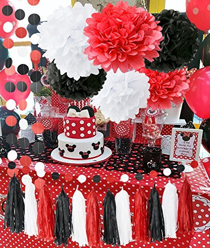 Ladybugs Table Decorations Amazon Com
