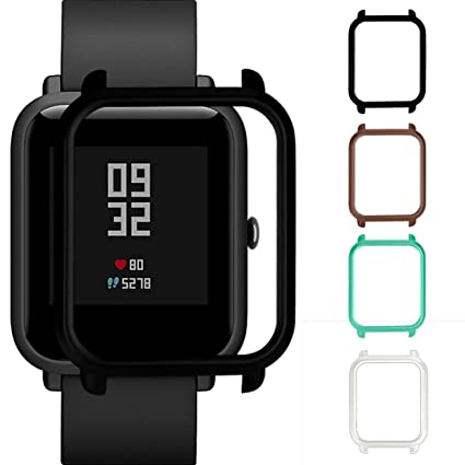 For Xiaomi Huami Amazfit Bip,Fashion PC Case Cover Protect Shell For Xiaomi Huami Amazfit Bip Youth Watch