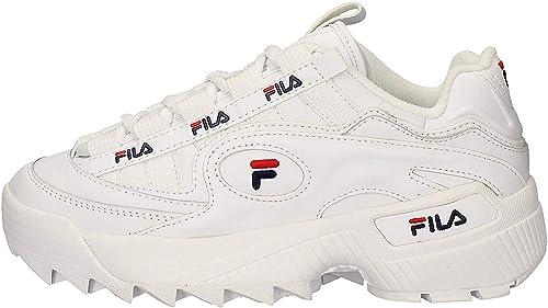 Fila D-Formation Wmn 5cm00514-125, Zapatillas Unisex Adulto: Amazon.es: Zapatos y complementos
