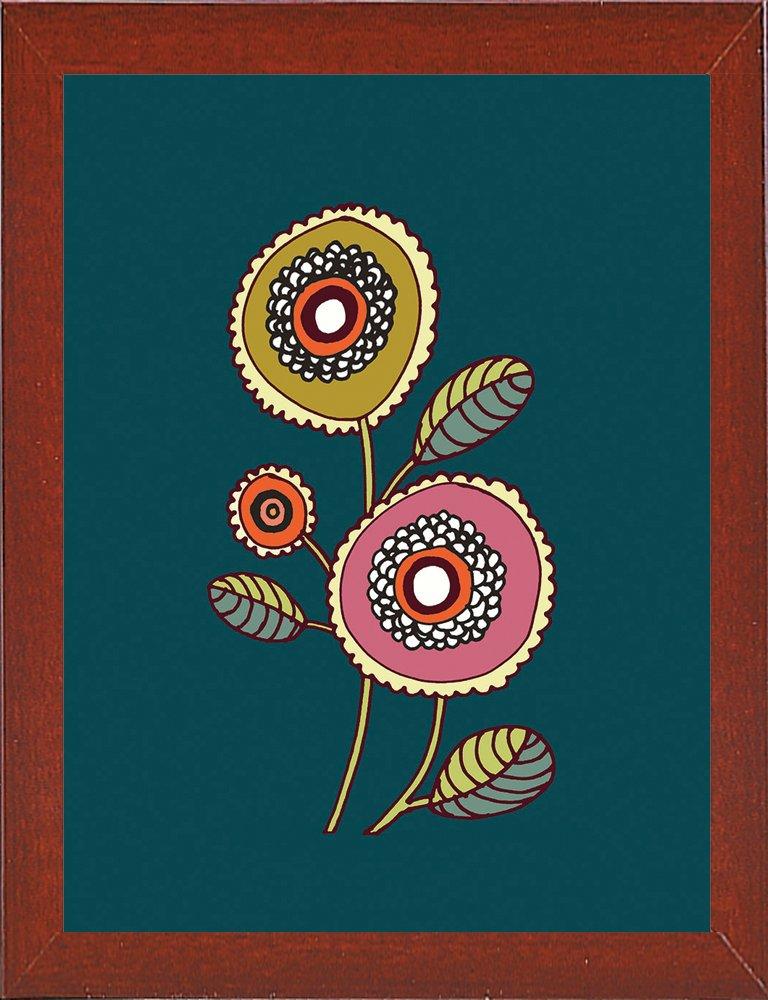 Frame USA Mariano 3 Framed 15.5x11.75 by Sylvie Demers-SYLDEM136791 Print 15.5x11.75 Affordable White Medium