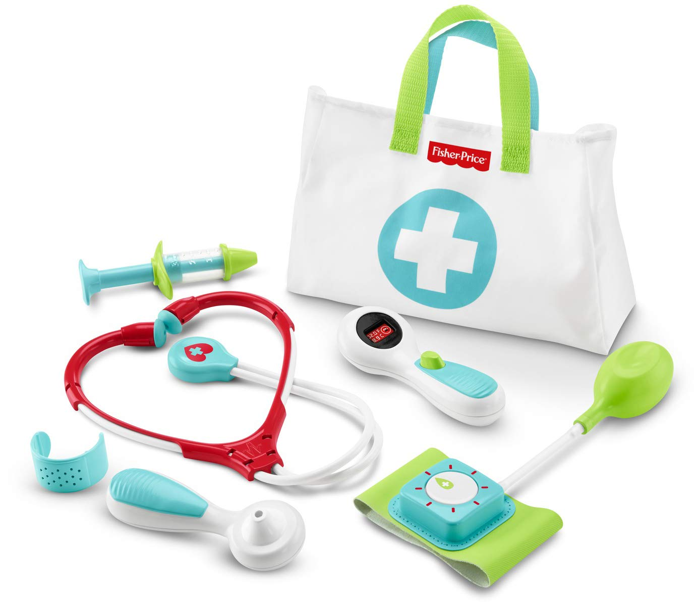 Fisher-Price Medical Kit by Fisher-Price