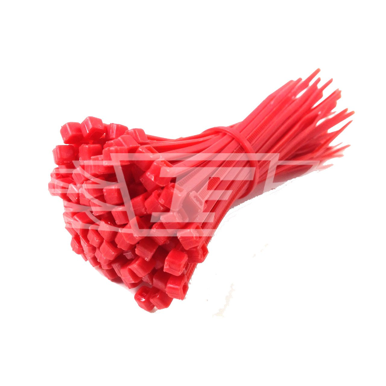 100 x CABLE TIES (Pick Your Colour) / TIE WRAPS / ZIP TIES, 2.5mm x 100mm + FREE UK DELIVERY (Purple) Falcon Workshop Supplies