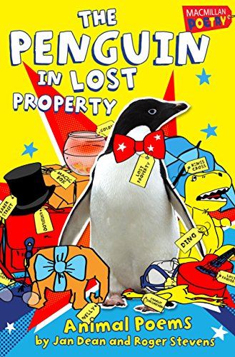 The Penguin in Lost Property (MacMillan Poetry)
