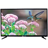 Zexmon 60 cm  24 Inches  HD Ready LED TV ZM24HDLED  Black   2019 Model  Standard Televisions