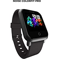Noise ColorFit Pro Fitness Watch (Black)
