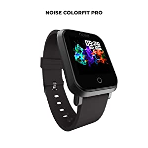 Noise ColorFit Pro Smartwatch (Black)