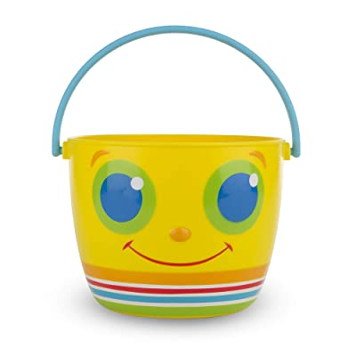 Melissa & Doug Sunny Patch Giddy Buggy Pail - Outdoor Toy for Kids: Toys & Games