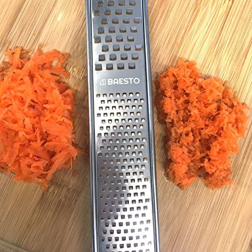 R/âpe /à fromage scharf 2/en 1/R/âpe /à l/égumes baesto inoxydable R/âpe /à muscade R/âpe zesteur moyen Duo Cuisine R/âpe en acier inoxydable Fine /& Grosse
