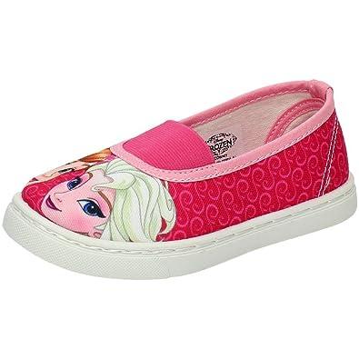 meet 02e18 03077 Disney Frozen Ballerine Scarpe in Tela con Elastico ...