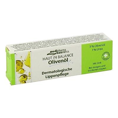Aceite de Oliva piel en Balance cuidado de Labios, 7ml