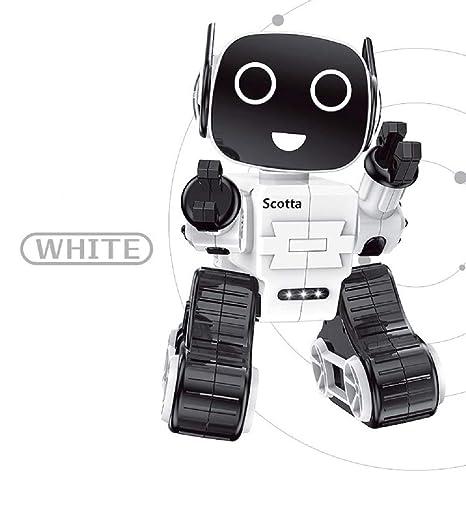 Amazon.com: Leory R4 Original Cady Wile RC Robot lindo mando ...