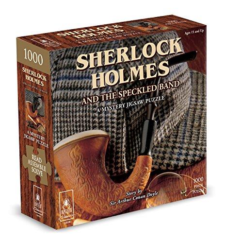 Classic Mystery Jigsaw Puzzle - Sherlock Holmes ()