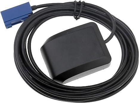 BIYM - Cable GPS de 3 m Fakra-C para Antena satélite satélite para navegar por satélite RNS2 MFD3 RNS510
