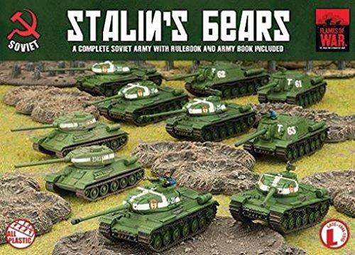 Flames of War: Stalin's Bears