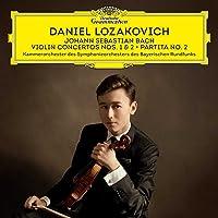 Bach: Conciertos Para Violín