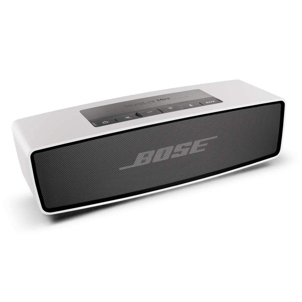 Bose SoundLink Mini Bluetooth speaker : ポータブルワイヤレススピーカー シルバー SLink Mini