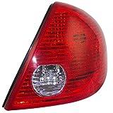 pontiac g6 lighting - Passengers Taillight Tail Lamp Lens Replacement for Pontiac G6 Sedan 15242808 GM2801201