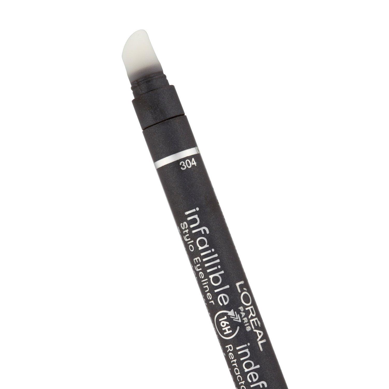 L'Oreal Paris Infallible Eyeliner 304 Grey Obsession: Amazon.co.uk ...