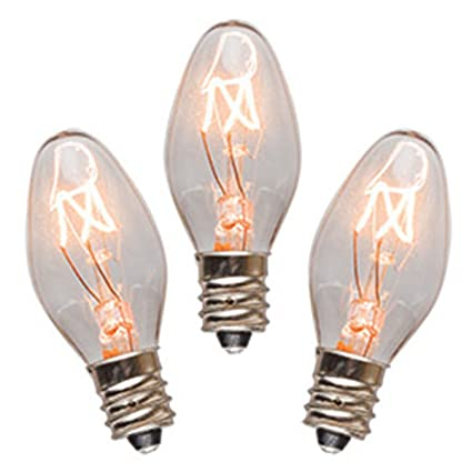 amazon com 15 watt bulb 3 pack replacement for scentsy plug in